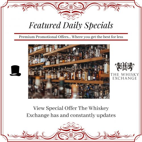 The Whiskey Exchange specials